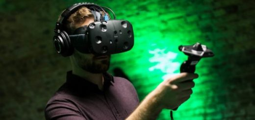 How To Play Games In HTC Vive