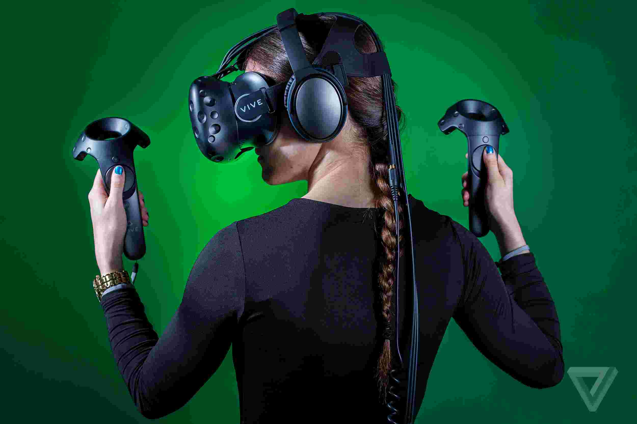 What Is HTC Vive