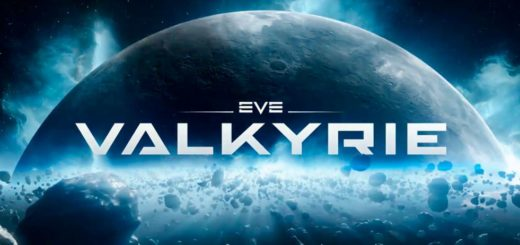 Eve Valkyrie VR game