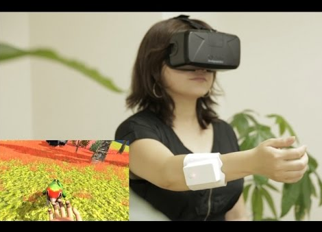 Virtual Reality Accessories