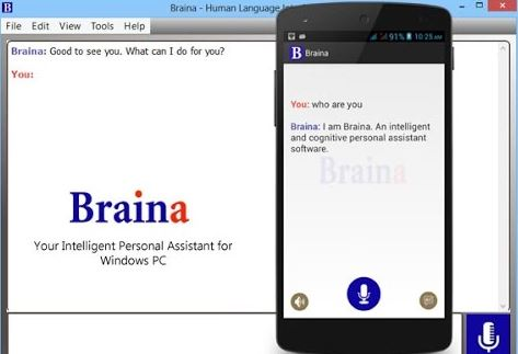siri for android windows