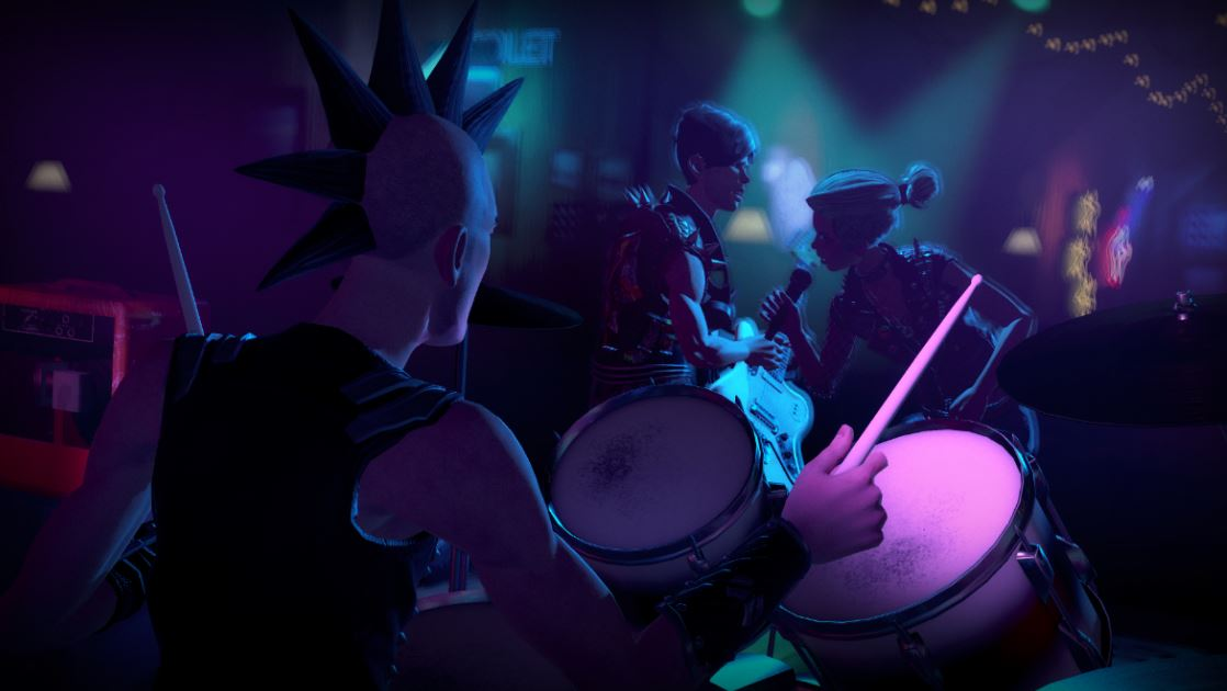 Download Rock Band VR Oculus Rift