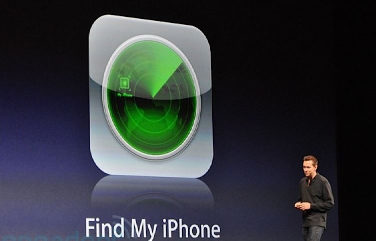 how to find my iphone