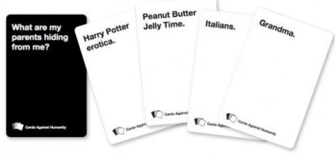 cards against humanity examples 10