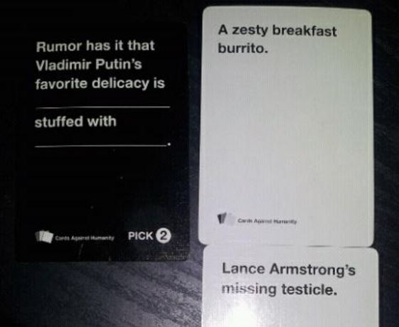 cards against humanity examples 2