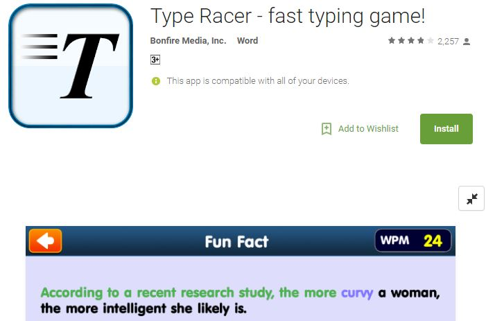 free typing games free typing test 2
