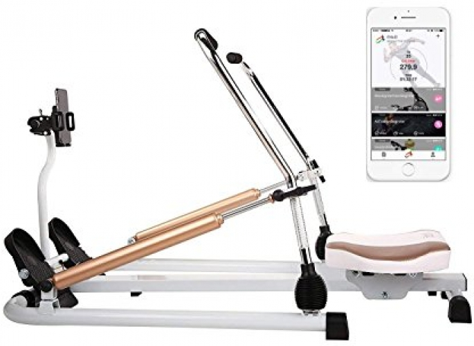 it bill f.Row Smart Rowing Machine Rower