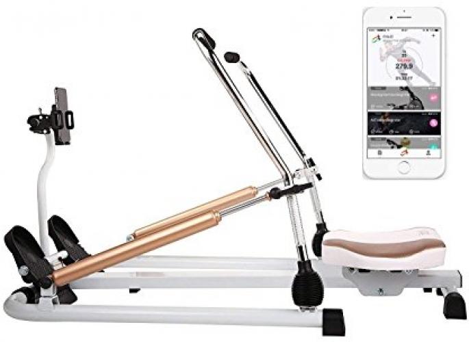 it bill f.Row Smart Rowing Machine Rower