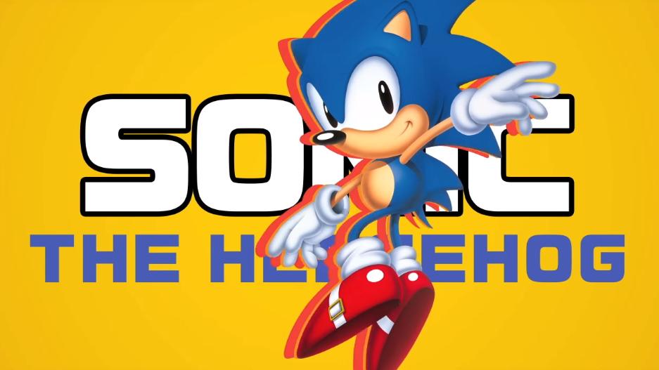 sonic mania the hedgehog