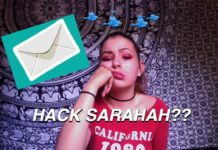sarahah hack