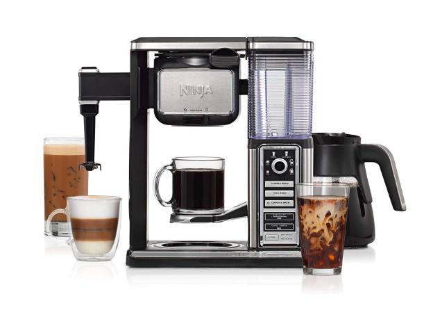 Ninja Coffee Bar Auto-iQ Programmable Coffee Maker with 6 Brew Sizes