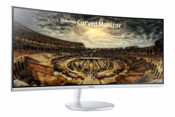 samsung best curved monitor