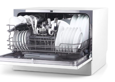 Compact Countertop Dishwasher