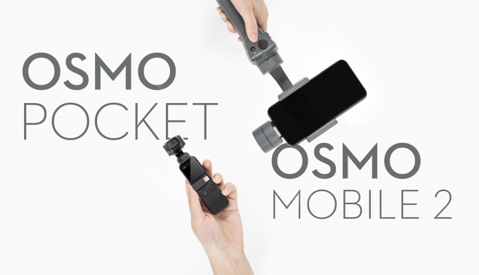 dji osmo pocket vs osmo mobile 2