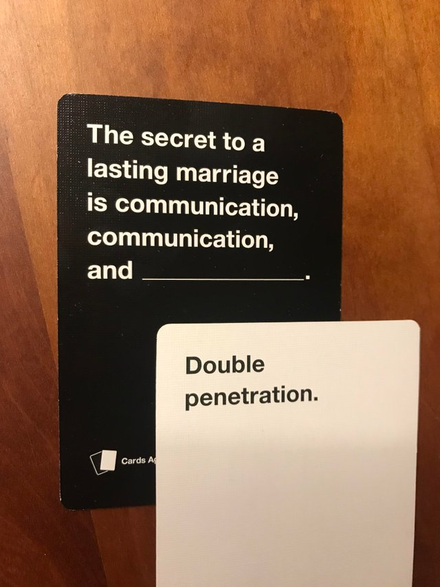 cah very dirty examples