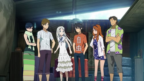 Anohana- The Flower we saw that day