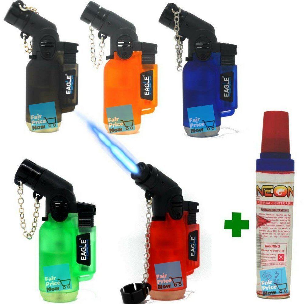 Eagle Jet Flame Butane Torch Lighter