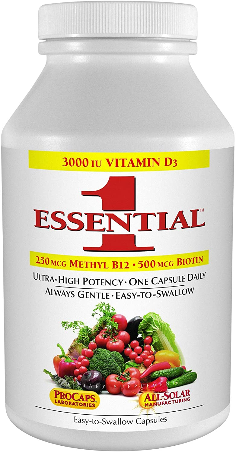 2 – Andrew Lessman Essential- 1 Multivitamin