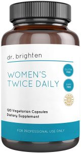 Dr. Brighten Women's Twice Daily