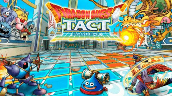 Dragon Quest Tact Mod Apk